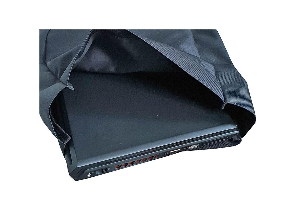 roll top laptop backpack laptop pocket