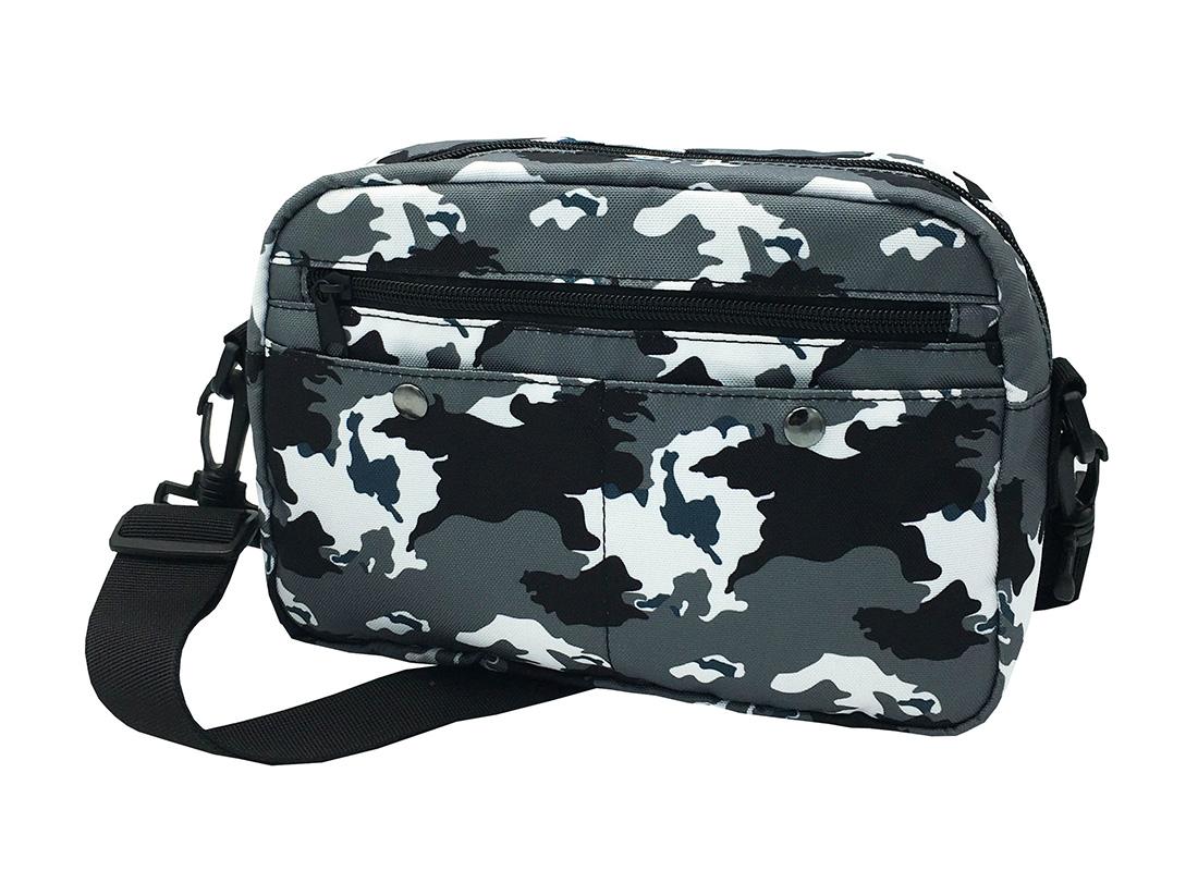 Camo CrossBody Bag R side