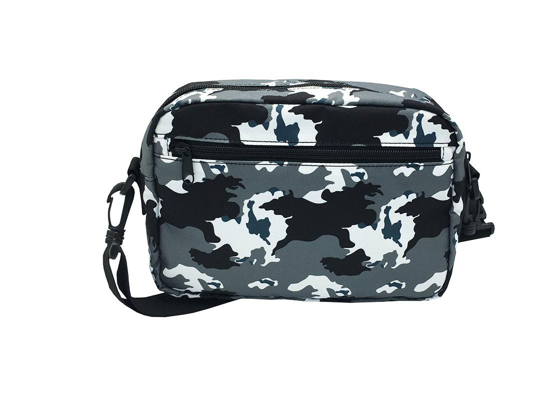 Camo CrossBody Bag back