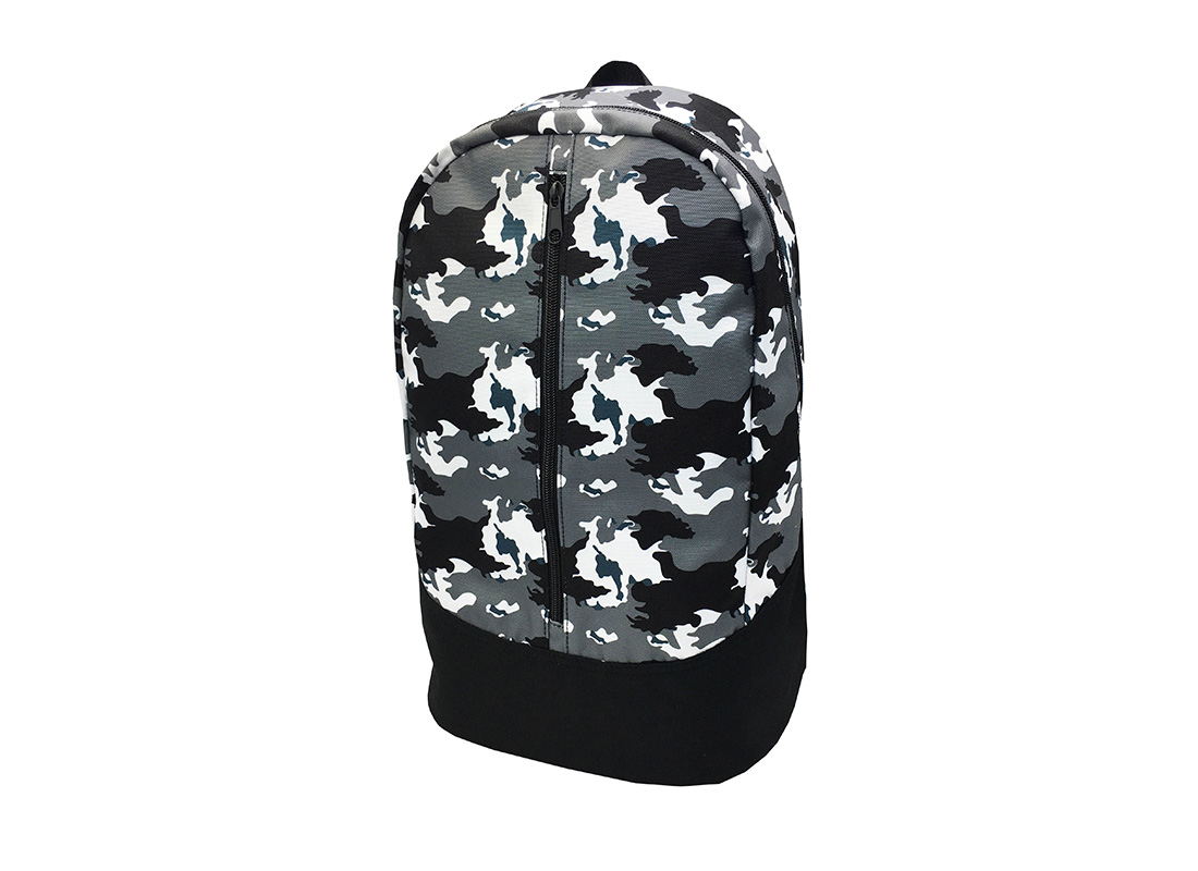 camo backpack R side