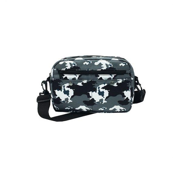 Camo CrossBody Bag front