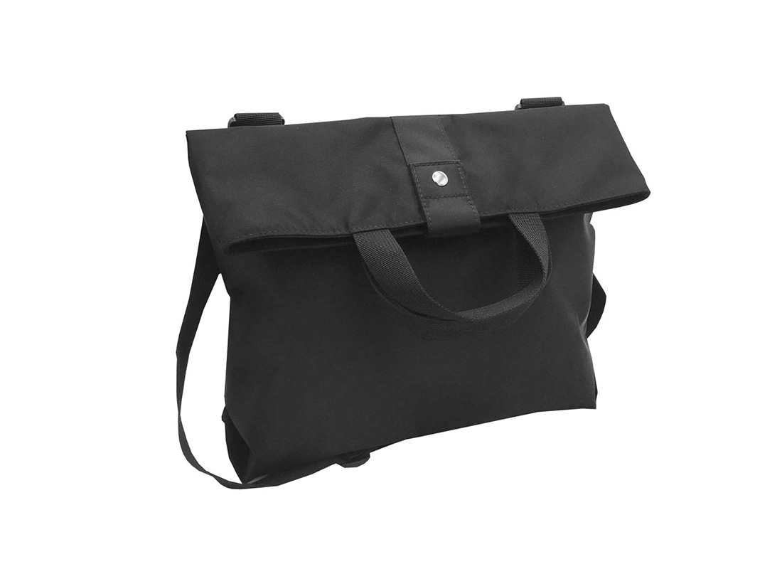Flip Tote Bag Two Ways Bag L side