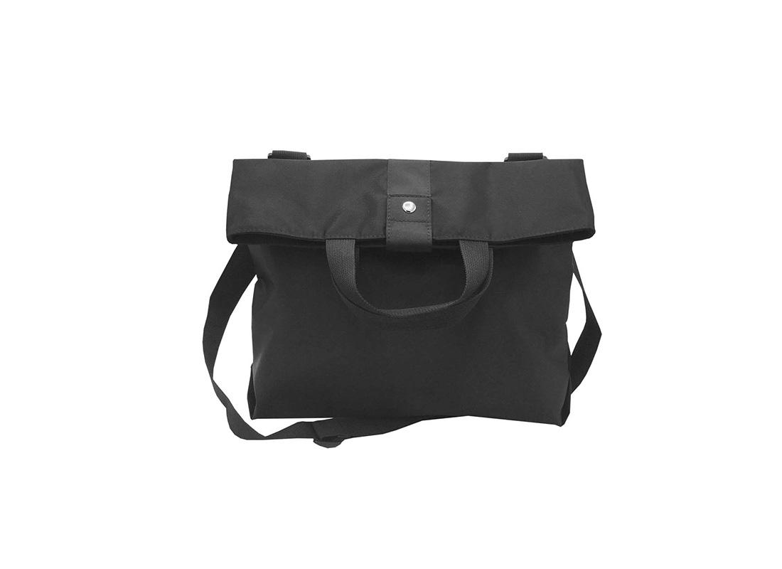 Flip Tote Bag Two Ways Bag Front