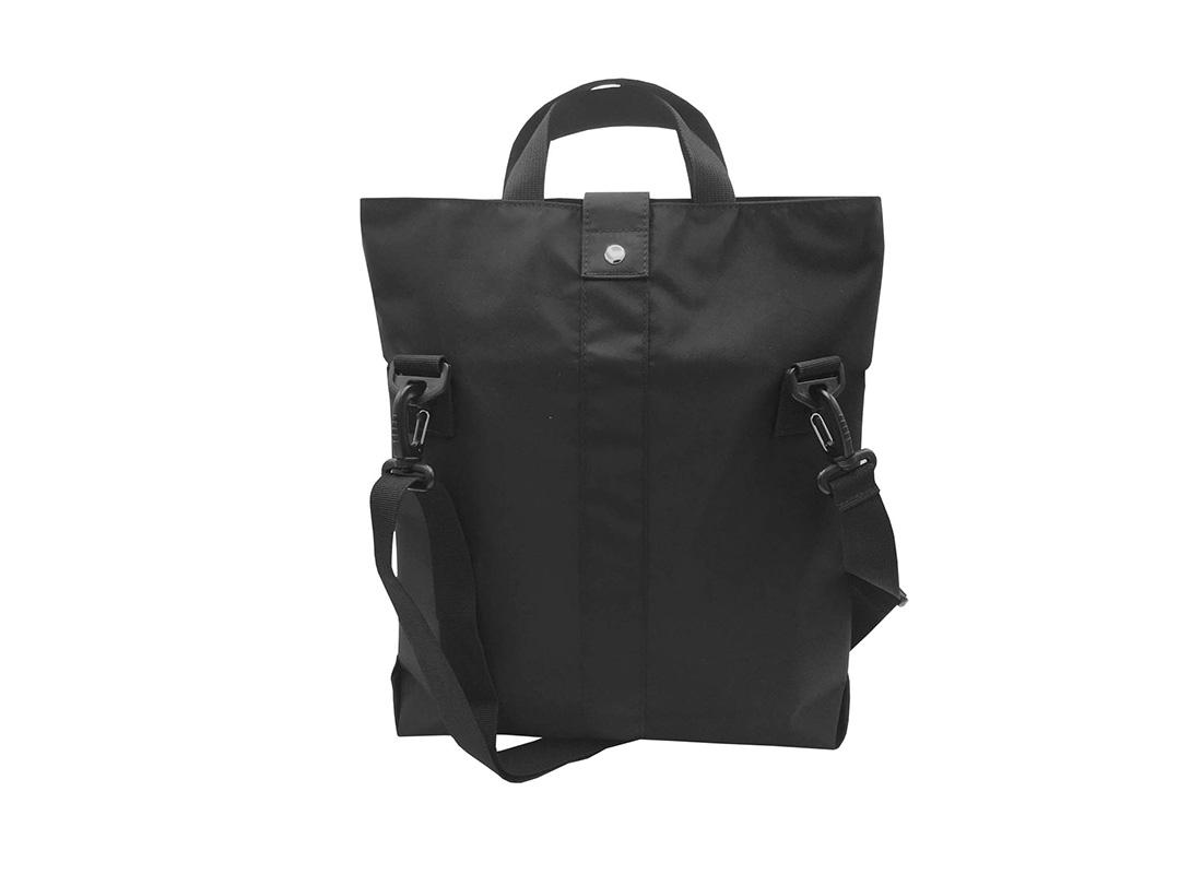 Flip Tote Bag Two Ways Bag Open Back