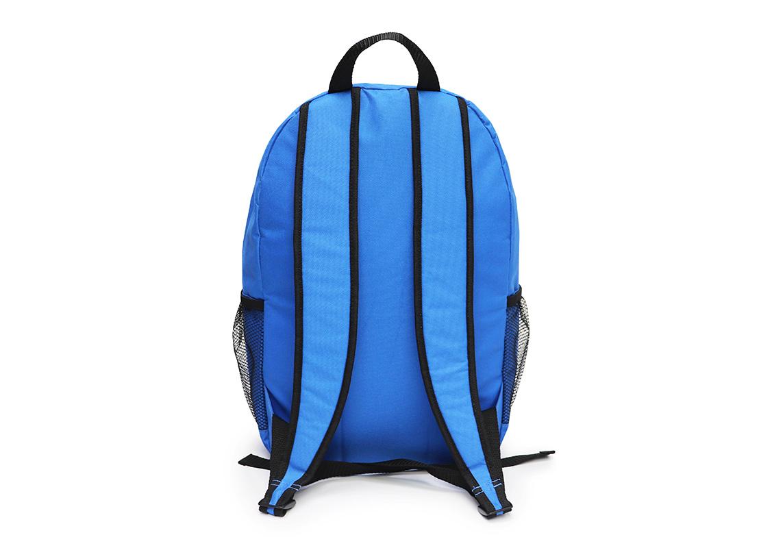 simple backpack - 20008 - blue back