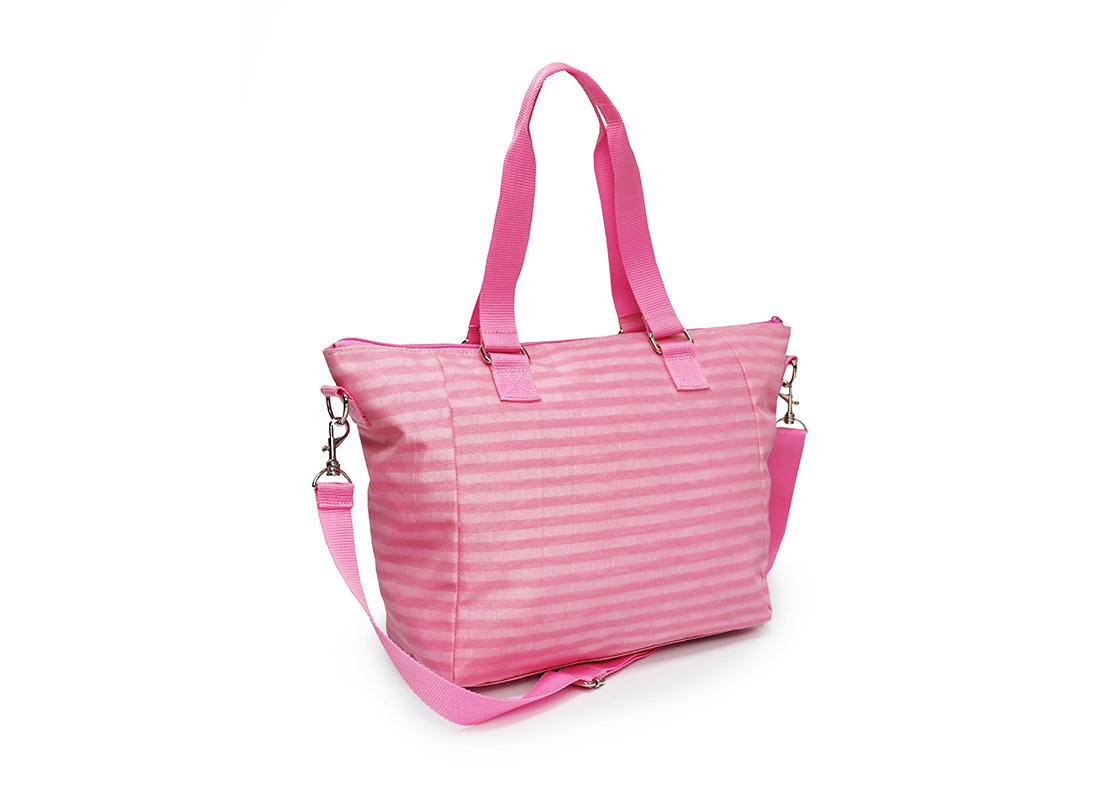 Pastel Pink Tote - 20003 - Pink L back