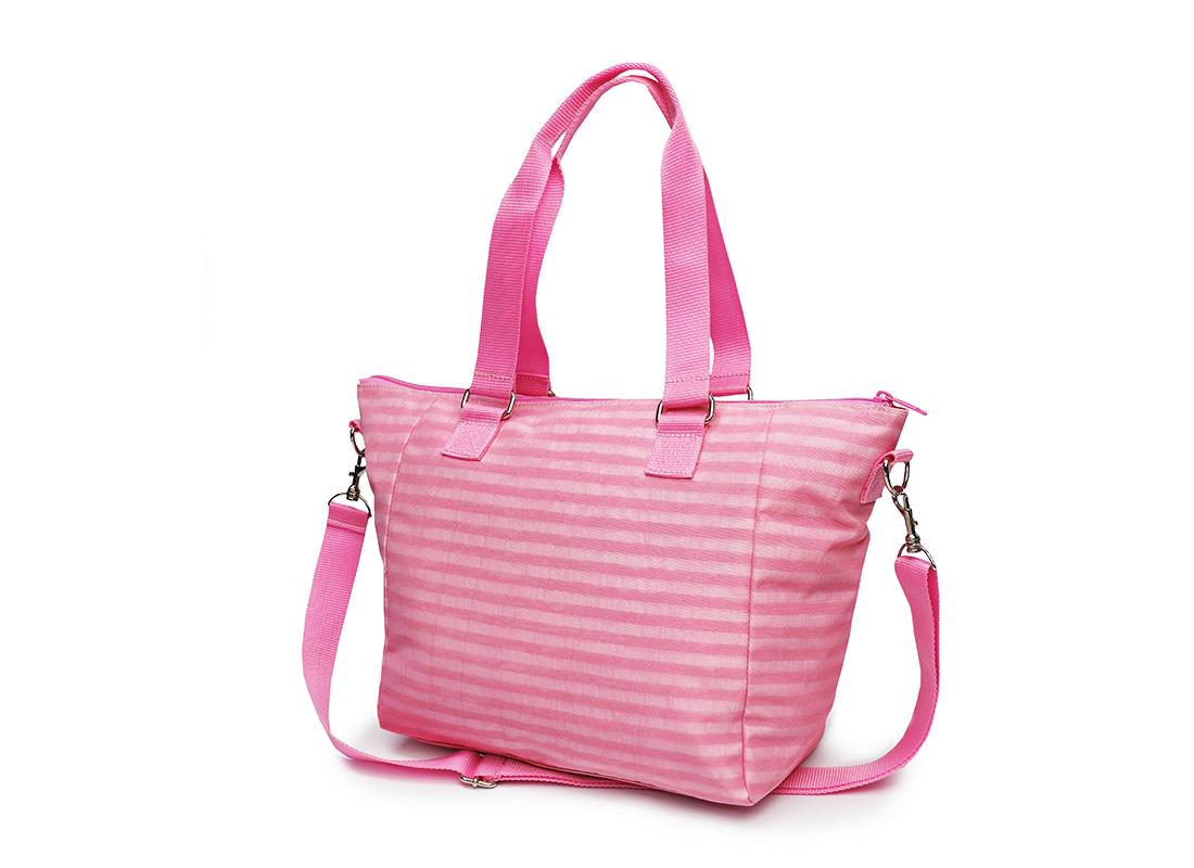 Pastel Pink Tote - 20003 - Pink R back