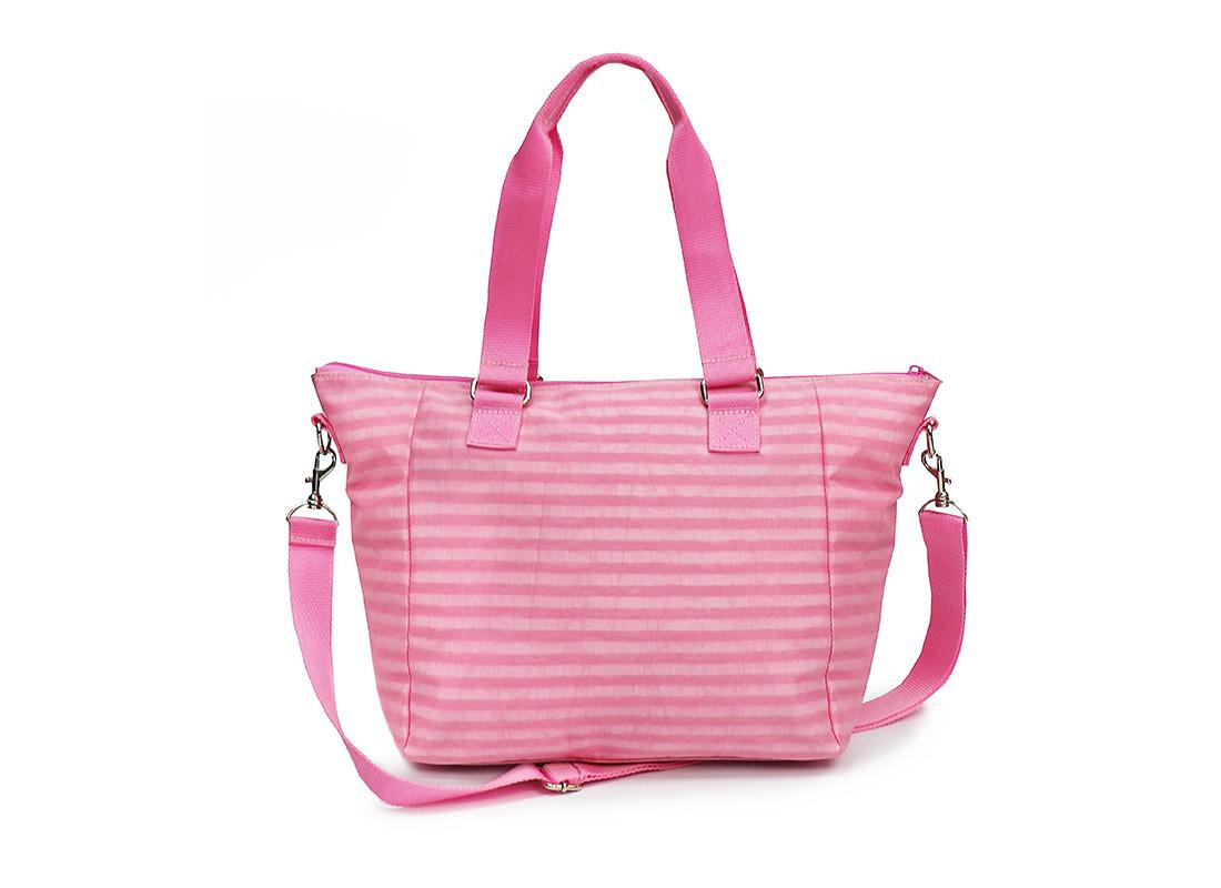 Pastel Pink Tote - 20003 - Pink back